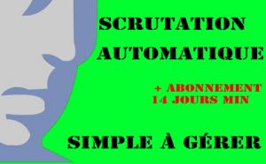 scrutation automatique